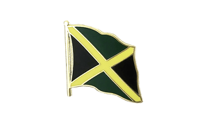 Jamaica - Flag Lapel Pin