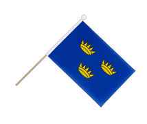 Munster - Hand Waving Flag 6x9""