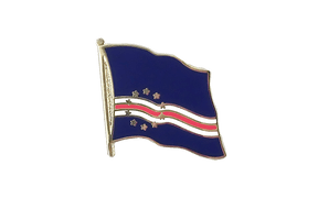 Cape Verde - Flag Lapel Pin