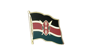 Kenya - Flag Lapel Pin