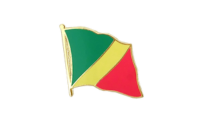 Congo - Flag Lapel Pin