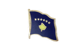 Kosovo - Flag Lapel Pin
