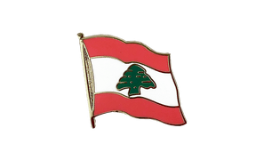 Lebanon - Flag Lapel Pin