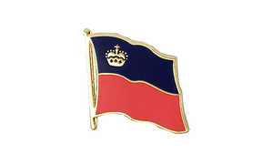 Liechtenstein - Flag Lapel Pin