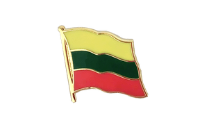 Lithuania - Flag Lapel Pin
