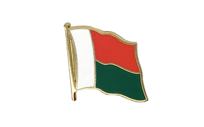 Madagascar - Flag Lapel Pin