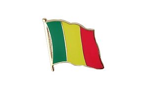 Mali - Flag Lapel Pin