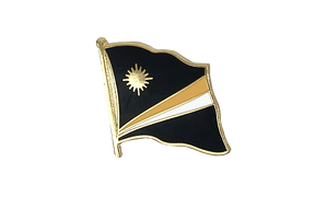Marshall Islands - Flag Lapel Pin