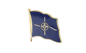 NATO - Flag Lapel Pin
