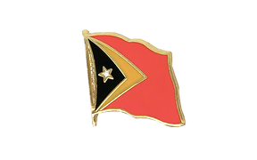 Flag Lapel Pin East Timor