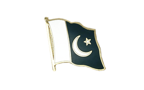 Pakistan - Flaggen Pin 2 x 2 cm