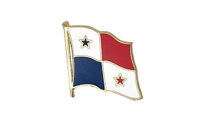 Panama - Flag Lapel Pin