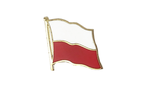 Poland - Flag Lapel Pin