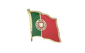 Flaggen Pin Portugal - 2 x 2 cm