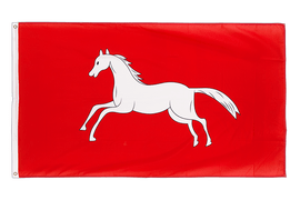 Kingdom of Hanover until 1837 - 3x5 ft Flag