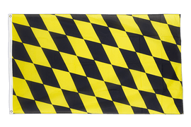 Munich with lozenges - 3x5 ft Flag