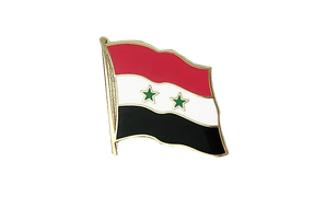 Syria - Flag Lapel Pin