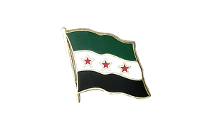 Syria 1932-1958 - Flag Lapel Pin