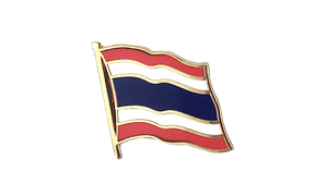 Thailand - Flag Lapel Pin