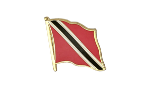Trinidad and Tobago - Flag Lapel Pin
