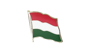 Hungary - Flag Lapel Pin