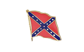 USA Southern United States - Flag Lapel Pin