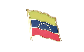 Venezuela 8 stars - Flag Lapel Pin