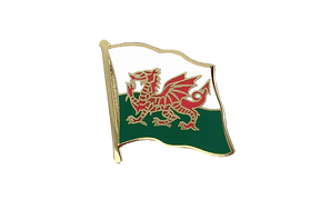 Wales - Flag Lapel Pin