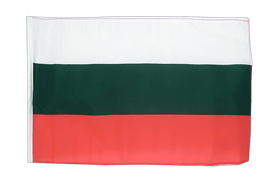 Bulgaria - 12x18 in Flag