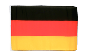 Germany - 12x18 in Flag
