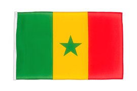 Senegal - 12x18 in Flag