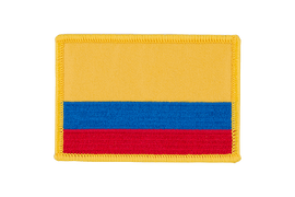 Colombia - Flag Patch