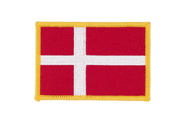 Denmark - Flag Patch