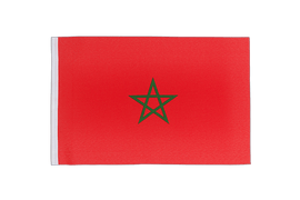 Morocco - Little Flag 6x9""