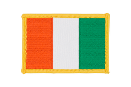 Ivory Coast - Flag Patch