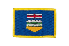 Alberta - Flag Patch