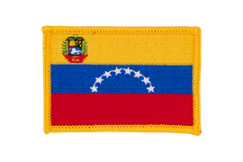 Venezuela 8 stars - Flag Patch