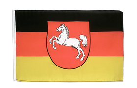 Lower Saxony - 12x18 in Flag