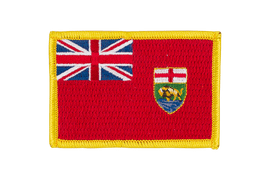 Manitoba - Flag Patch