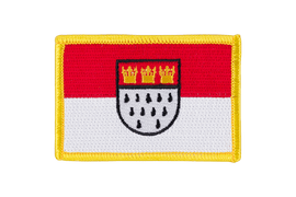 Cologne - Flag Patch