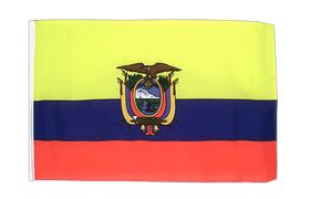 Ecuador - 12x18 in Flag
