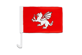 Pendragon new - Car Flag 12x16""