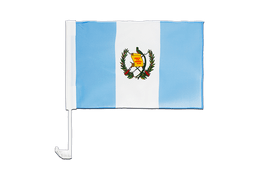 Guatemala - Car Flag 12x16""