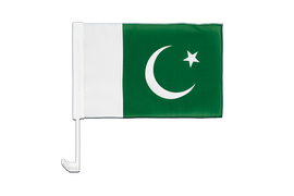 Pakistan - Car Flag 12x16""