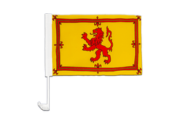 Scotland royal - Car Flag 12x16""
