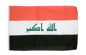 Iraq 2009 - 12x18 in Flag