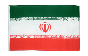Iran - 12x18 in Flag