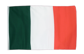 Italy - 12x18 in Flag