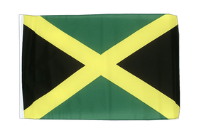 Jamaica - 12x18 in Flag