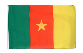 Small Flag Cameroon - 12x18""